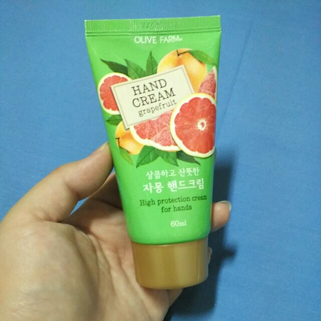 (New) Olive Farm Korean Hand Cream