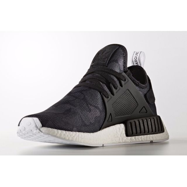 79ab51663 NMD XR1 Duck Camo Black and White