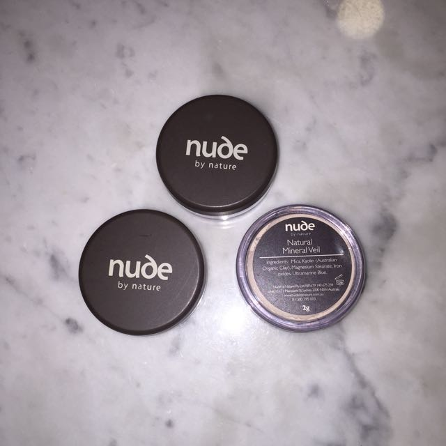 """Nude By Nature """"Natural Mineral Veil"""" 2g"""