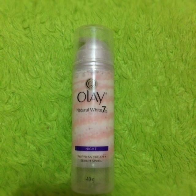 Olay Night Cream