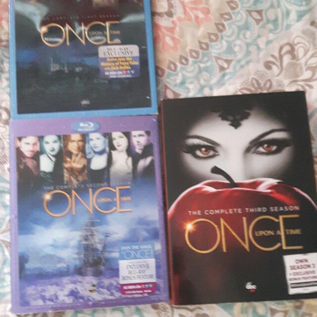 ONCE Seasons 1-3