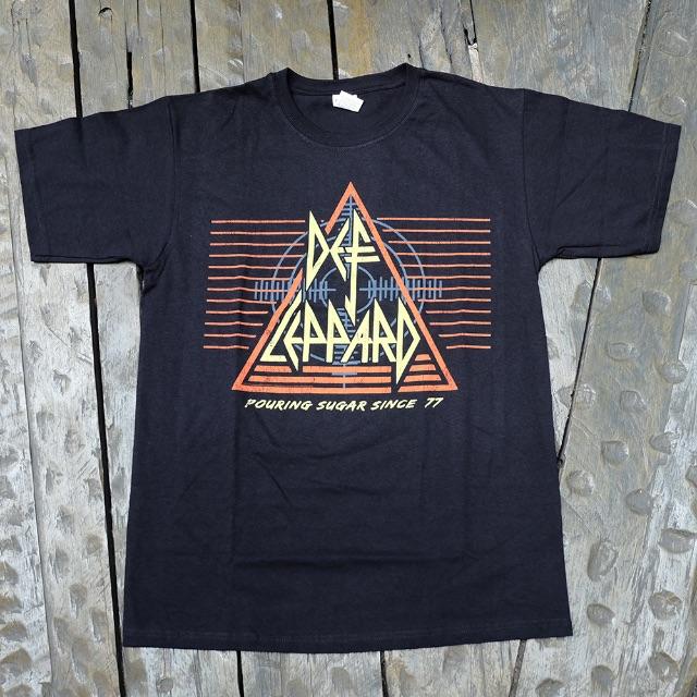 Original Imported Band T-Shirt (Def Leppard - Pouring Sugar)