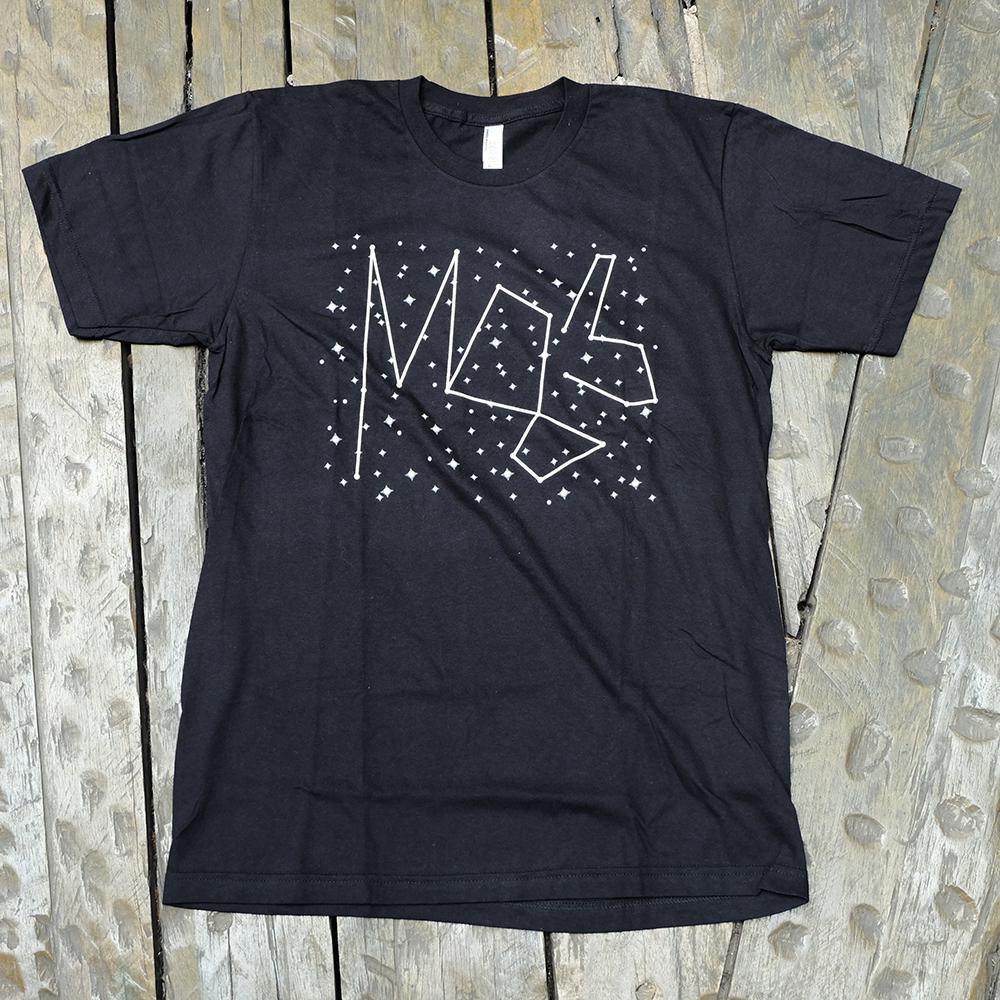 Original Imported Band T-Shirt (M83 - Stars)