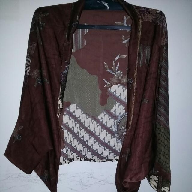 Outer Batwing Batik Semi Sutra