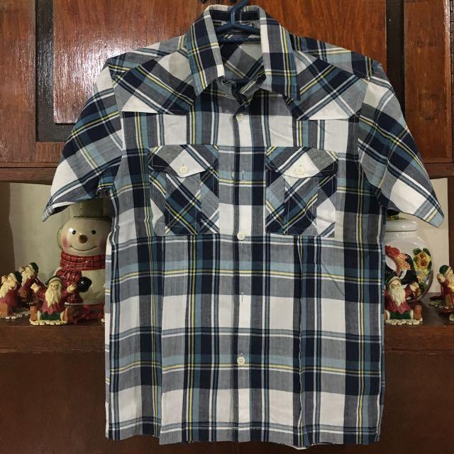 👱🏻Palomino Flannel Polo