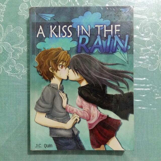 [RESERVED] PRELOVED WATTPAD BOOK. A KISS IN THE RAIN
