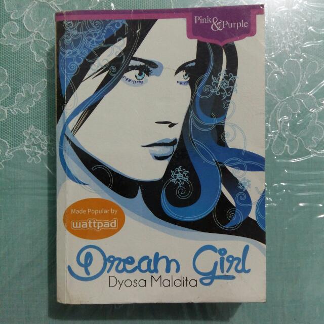 [RESERVED] PRELOVED WATTPAD BOOK. DREAM GIRL