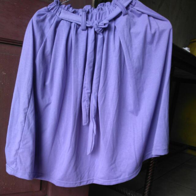 Rok Pendek Purple