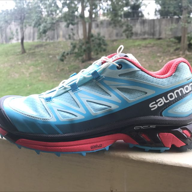 a7ee08f34956 Salomon Wings Pro Trail shoes