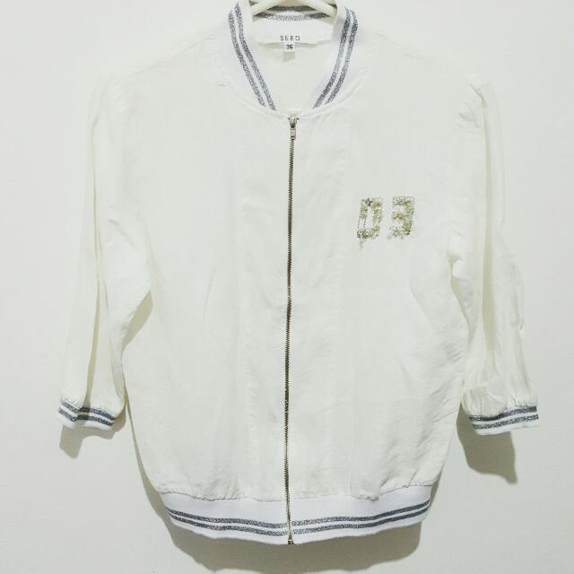 SEED White Jacket