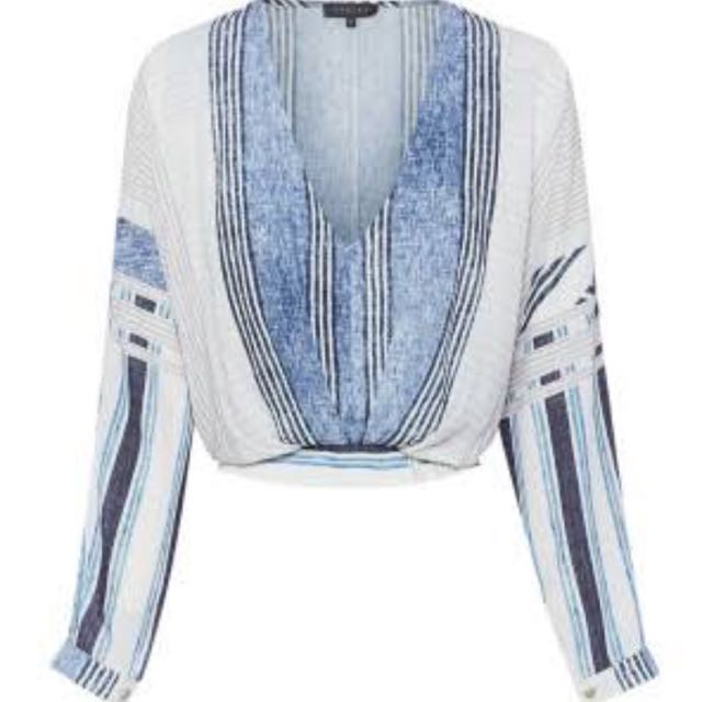 WANTED Sheike Dimensions Blouse 6-8