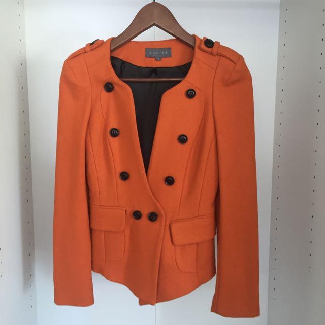 Sheike Military Jacket Size 6