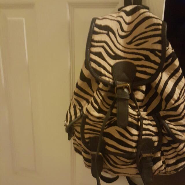 stringed backpack