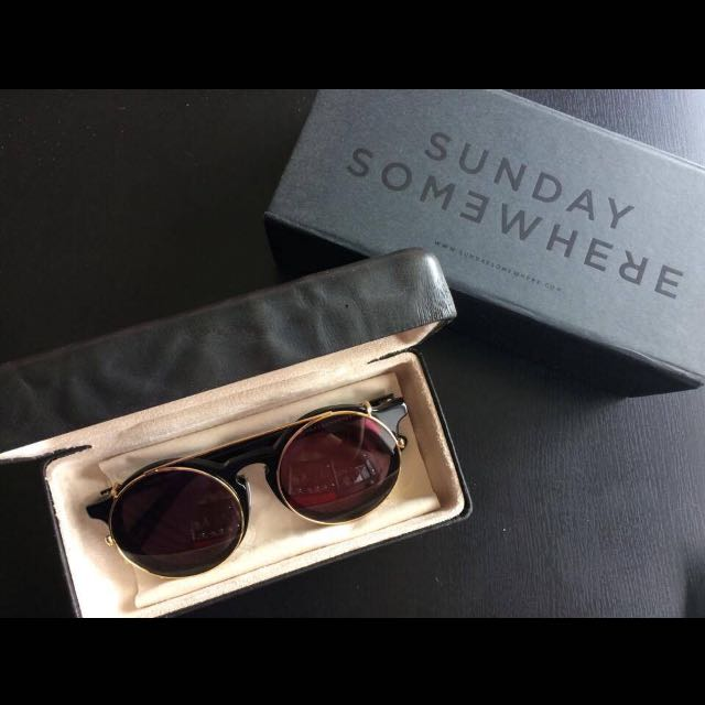 Sunday Somewhere Matahari Sunglasses