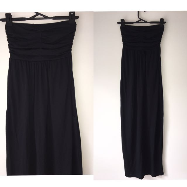 Supre Strapless Maxi Dress Size XXS