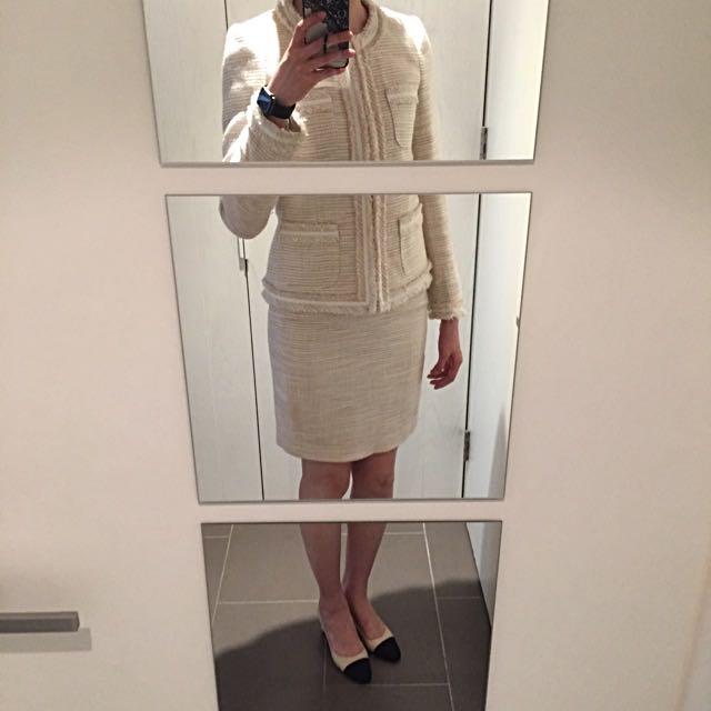 Tailor Made Skirt