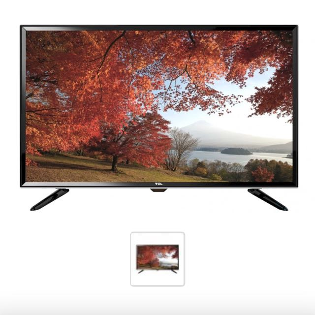 """TCL 28"""" D2700 HD LED LCD TV With USB PVR"""