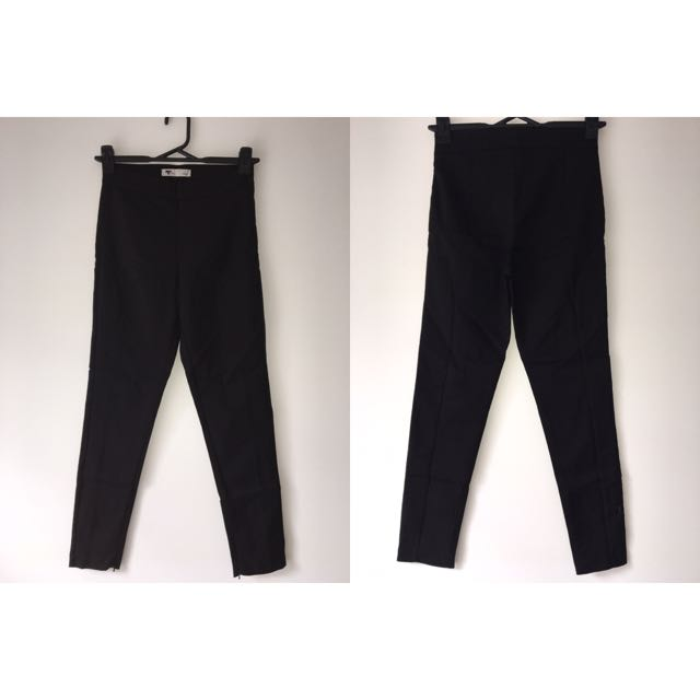 Temt Fitted Pants Size Small