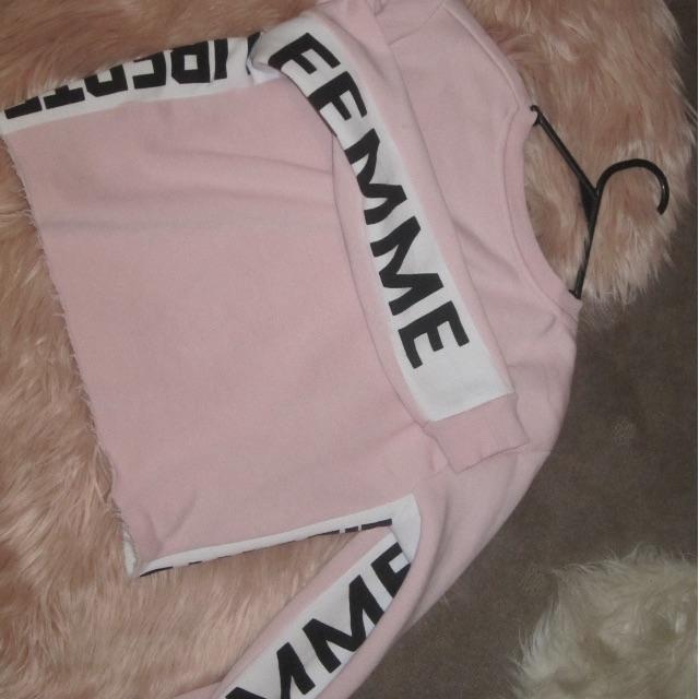 Top Shop Femme Liberte Crop Jumper
