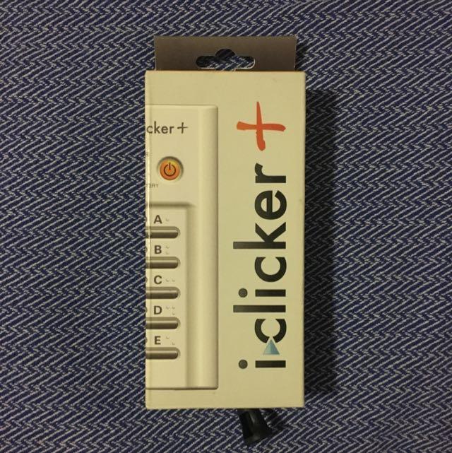 UTM iclicker +