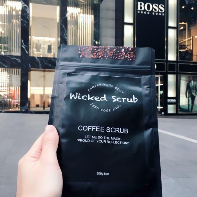 Wicked Scrub