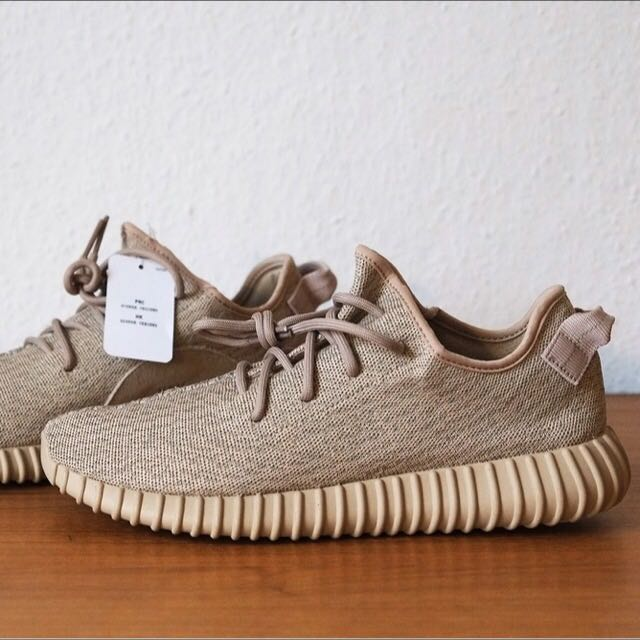 Yeezy BOOST 350 Oxford Tan AUS 8-9 Wms NEGOTIABLE