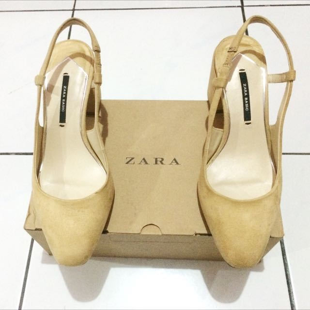 Zara Basic Shoes