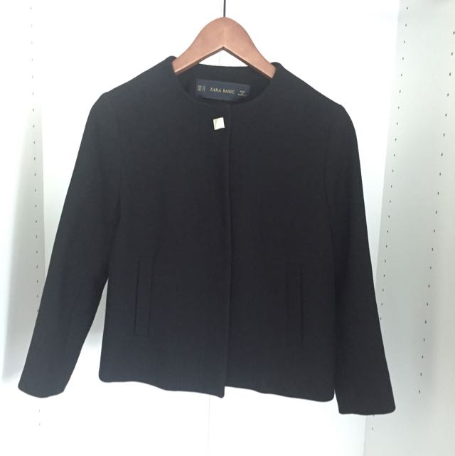 Zara Work Jacket Size XS