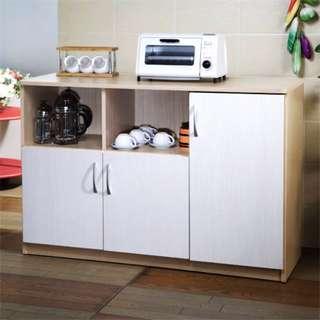 三門二格廚房櫃1258140