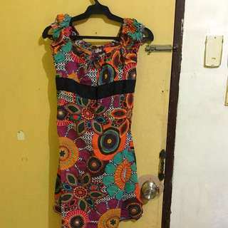REPRICED: Colorful Dress