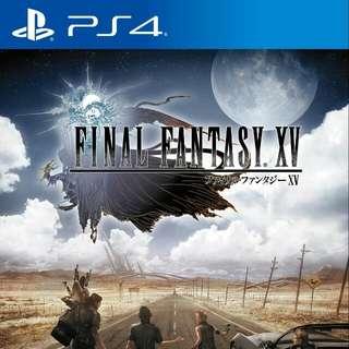Final Fantasy XV (R3)