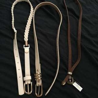 Tobi Belts