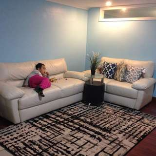 Sofa Just Bought For 3months At 2732