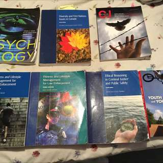 PFP (Police Foundations) Textbooks