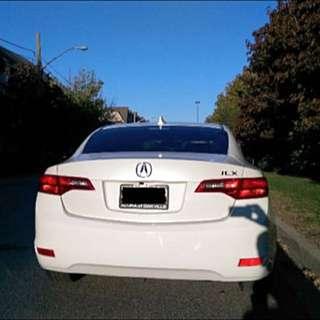 2013 Acura ILX Premium PKG Sedan 53,400 km