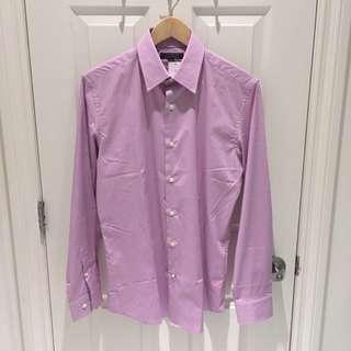 Banana Republic Light Purple Shirt