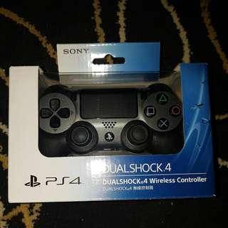 Ps4 Dualshock4 Steel Black