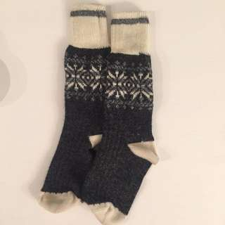 RESERVED Roots Boot Socks