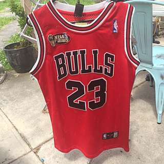 Chicago Bulls Jersey (tags on)