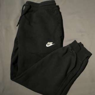 Black Nike Sweats, Medium