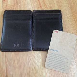 JAG Card Holder