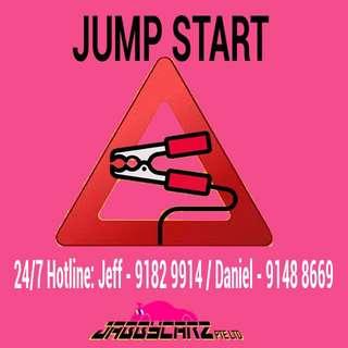 Onsite Car Jump start