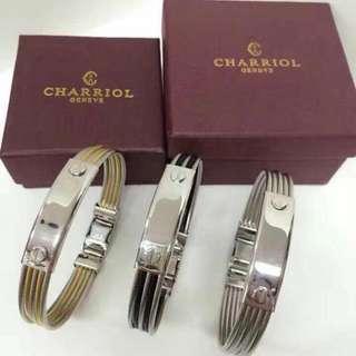 CHARRIOL BANGLE FOR MEN