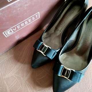 Everbest Genuine Leather Heels