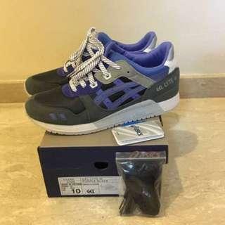 4fd4c93f8 Asics Gel Lyte III x Sneakerfreaker Alvin Purple SF Sneaker Freaker GL3 3  US 10