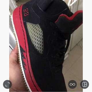 NikexJordan Fire Red & Jordan Spizikes