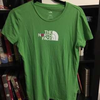 North face T-shirt Size Medium