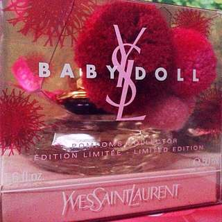 YSL Babydoll Pompoms Collectors Edition Perfume