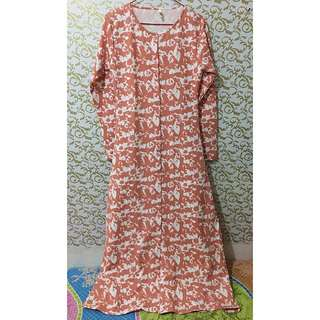 Long Dress / Busana Muslim / Baju Muslim / Hijab / Dress