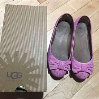 UGG Pink Flat
